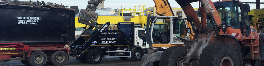 builders waste collection services Upper Walthamstow