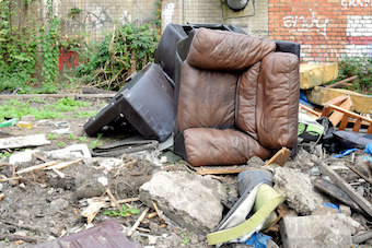 fly tipped clearance Greenwich